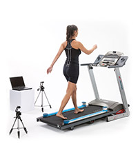 Optogait treadmill
